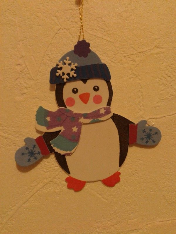 mr pinguoin a froid