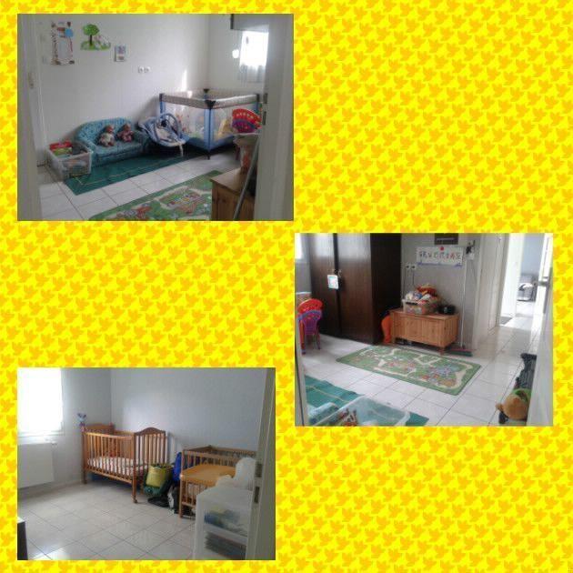 salle de jeux et chambre. Black Bedroom Furniture Sets. Home Design Ideas